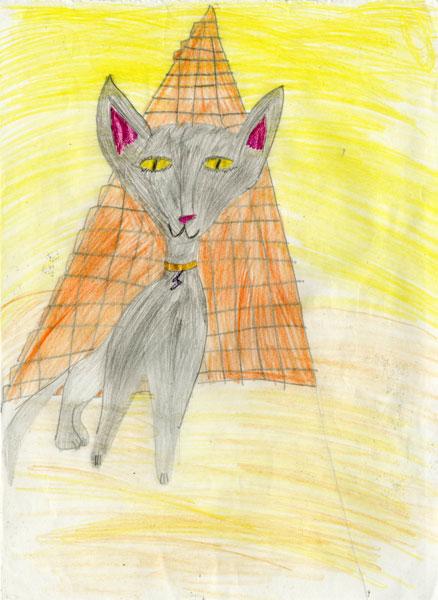 Галерея: Рисунки Кирьяновой Дарьи