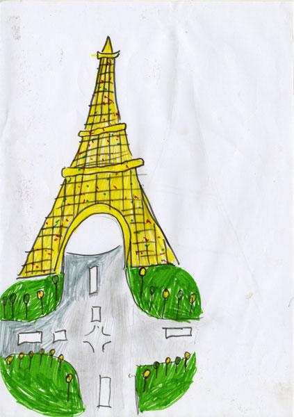 Галерея: Рисунки Шик Олеси